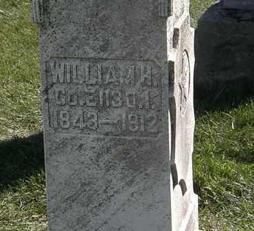 WHITNEY, WILLIAM H. - Marion County, Ohio | WILLIAM H. WHITNEY - Ohio Gravestone Photos