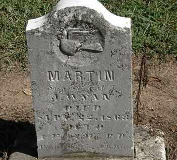 WYNN, MARTIN - Marion County, Ohio | MARTIN WYNN - Ohio Gravestone Photos