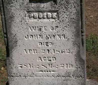 WYNN, PHOEBE - Marion County, Ohio | PHOEBE WYNN - Ohio Gravestone Photos