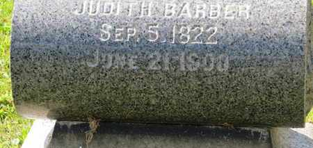 BARBER, JUDITH - Medina County, Ohio | JUDITH BARBER - Ohio Gravestone Photos