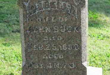 BUCK, ISABELLA - Medina County, Ohio | ISABELLA BUCK - Ohio Gravestone Photos