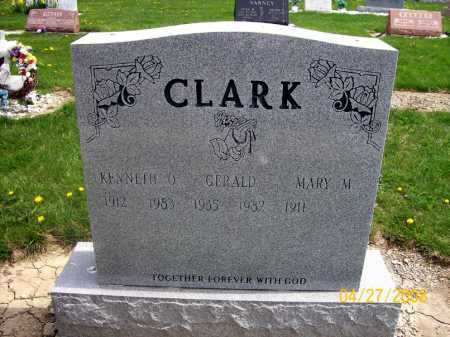 FOSTER CLARK, MARY M. - Medina County, Ohio | MARY M. FOSTER CLARK - Ohio Gravestone Photos