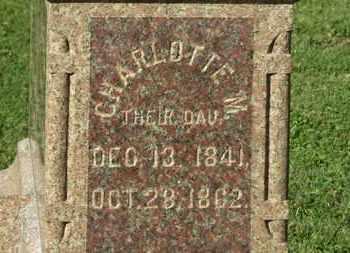 CLEVELAND, CHARLOTTE M. - Medina County, Ohio | CHARLOTTE M. CLEVELAND - Ohio Gravestone Photos
