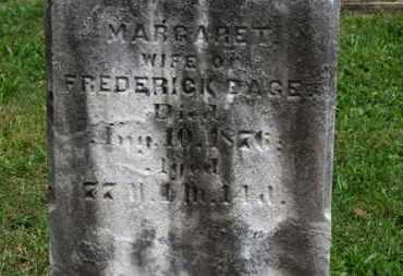 DAGE, MARGARET - Medina County, Ohio | MARGARET DAGE - Ohio Gravestone Photos