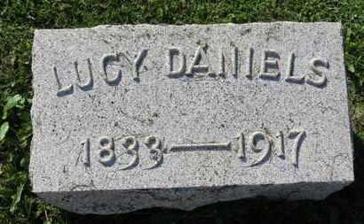 DANIELS, LUCY - Medina County, Ohio | LUCY DANIELS - Ohio Gravestone Photos