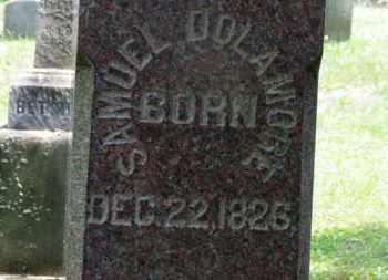 DOLAMORE, SAMUEL - Medina County, Ohio | SAMUEL DOLAMORE - Ohio Gravestone Photos