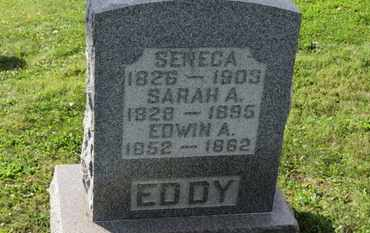 EDDY, EDWIN A. - Medina County, Ohio | EDWIN A. EDDY - Ohio Gravestone Photos
