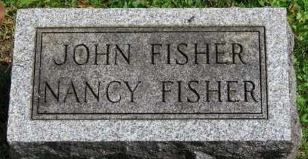 FISHER, NANCY - Medina County, Ohio | NANCY FISHER - Ohio Gravestone Photos
