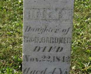 GARDNER, HELEN M. - Medina County, Ohio | HELEN M. GARDNER - Ohio Gravestone Photos