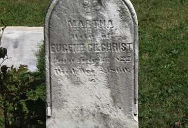 GILCHRIST, EUGENE - Medina County, Ohio | EUGENE GILCHRIST - Ohio Gravestone Photos