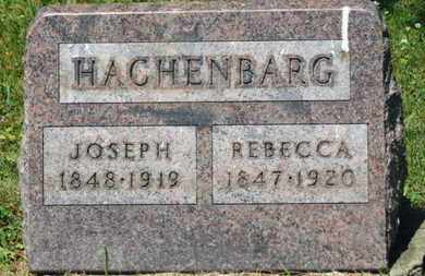 HACHENBARG, JOSEPH - Medina County, Ohio | JOSEPH HACHENBARG - Ohio Gravestone Photos