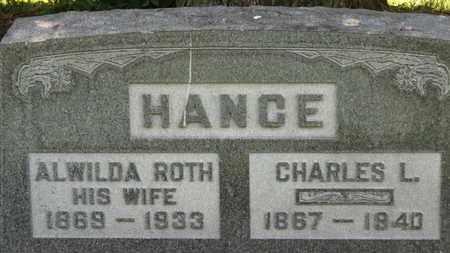 HANCE, CHARLES L. - Medina County, Ohio | CHARLES L. HANCE - Ohio Gravestone Photos