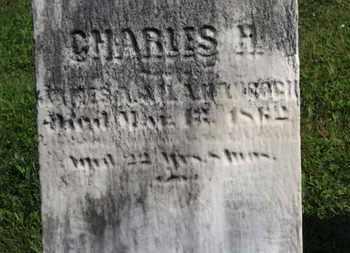 HANCOCK, CHARLES H. - Medina County, Ohio | CHARLES H. HANCOCK - Ohio Gravestone Photos