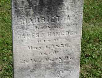 HANCOCK, HARRIET A. - Medina County, Ohio | HARRIET A. HANCOCK - Ohio Gravestone Photos