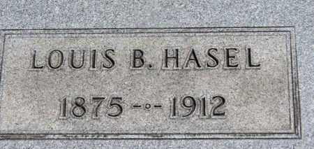 HASEL, LOUIS B. - Medina County, Ohio | LOUIS B. HASEL - Ohio Gravestone Photos