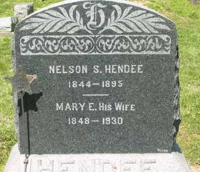 HENDEE, MARY E. - Medina County, Ohio | MARY E. HENDEE - Ohio Gravestone Photos