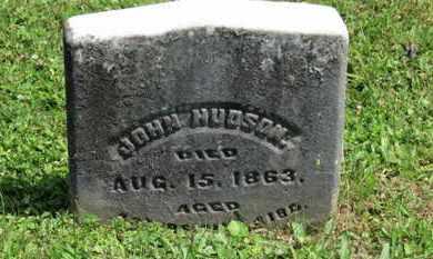 HUDSON, JOHN - Medina County, Ohio | JOHN HUDSON - Ohio Gravestone Photos