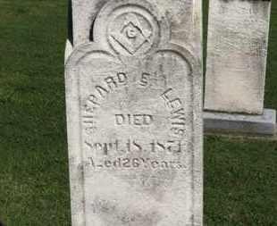LEWIS, SHEPARD E. - Medina County, Ohio | SHEPARD E. LEWIS - Ohio Gravestone Photos