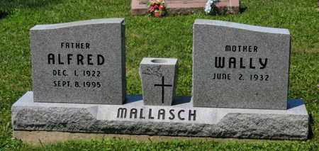 MALLASCH, WALLY - Medina County, Ohio | WALLY MALLASCH - Ohio Gravestone Photos