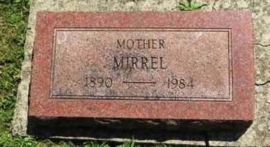 MOEHLE, MIRREL - Medina County, Ohio | MIRREL MOEHLE - Ohio Gravestone Photos