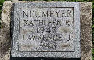 NEUMEYER, LAWRENCE J. - Medina County, Ohio | LAWRENCE J. NEUMEYER - Ohio Gravestone Photos