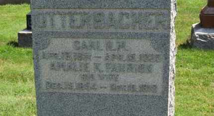OTTERBACHER, CARL H. M. - Medina County, Ohio | CARL H. M. OTTERBACHER - Ohio Gravestone Photos