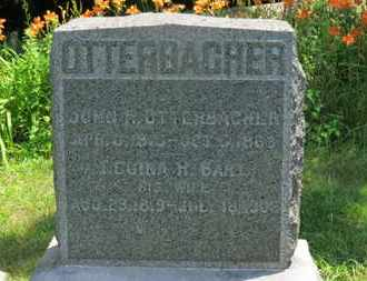 OTTERBACHER, JOHN H. - Medina County, Ohio | JOHN H. OTTERBACHER - Ohio Gravestone Photos