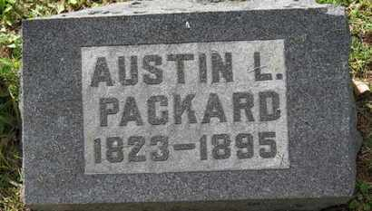 PACKARD, AUSTIN L. - Medina County, Ohio | AUSTIN L. PACKARD - Ohio Gravestone Photos