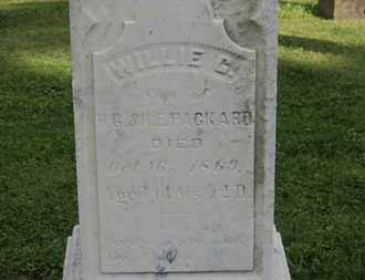 PACKARD, H.E. - Medina County, Ohio | H.E. PACKARD - Ohio Gravestone Photos