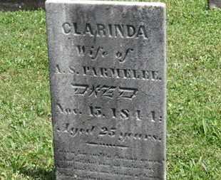 PARMELEE, A,S. - Medina County, Ohio | A,S. PARMELEE - Ohio Gravestone Photos