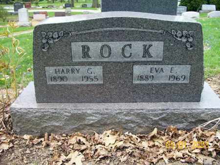 ROCK, EVA E. - Medina County, Ohio | EVA E. ROCK - Ohio Gravestone Photos