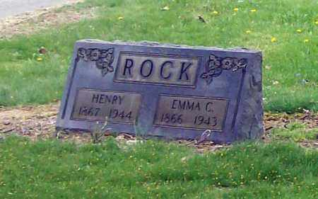BARTLETT ROCK, EMMA C. - Medina County, Ohio | EMMA C. BARTLETT ROCK - Ohio Gravestone Photos