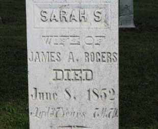 ROGERS, JAMES A. - Medina County, Ohio | JAMES A. ROGERS - Ohio Gravestone Photos