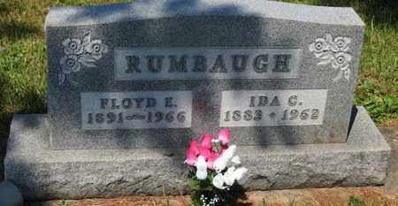 RUMBAUGH, FLOYD E. - Medina County, Ohio | FLOYD E. RUMBAUGH - Ohio Gravestone Photos