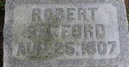 SANFORD, ROBERT - Medina County, Ohio | ROBERT SANFORD - Ohio Gravestone Photos