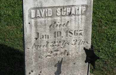 SCHAMP, DAVID - Medina County, Ohio | DAVID SCHAMP - Ohio Gravestone Photos