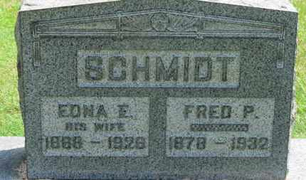 SCHMIDT, FRED P. - Medina County, Ohio | FRED P. SCHMIDT - Ohio Gravestone Photos