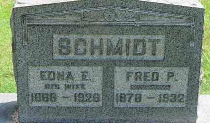 SCHMIDT, EDNA E. - Medina County, Ohio | EDNA E. SCHMIDT - Ohio Gravestone Photos