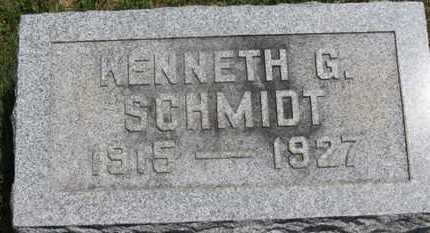 SCHMIDT, KENNETH G. - Medina County, Ohio | KENNETH G. SCHMIDT - Ohio Gravestone Photos
