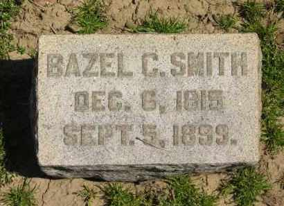 SMITH, BAZEL C. - Medina County, Ohio | BAZEL C. SMITH - Ohio Gravestone Photos