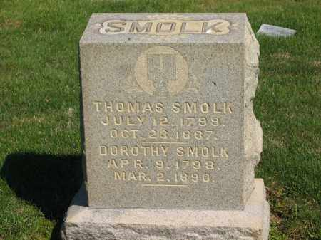 SMOLK, DOROTHY - Medina County, Ohio | DOROTHY SMOLK - Ohio Gravestone Photos