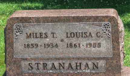 STRANAHAN, LOUISA C. - Medina County, Ohio | LOUISA C. STRANAHAN - Ohio Gravestone Photos