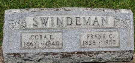 SWINDEMAN, CORA E. - Medina County, Ohio | CORA E. SWINDEMAN - Ohio Gravestone Photos