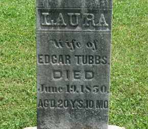 TUBBS, EDGAR - Medina County, Ohio | EDGAR TUBBS - Ohio Gravestone Photos