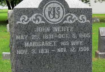 WERTZ, MARGARET - Medina County, Ohio | MARGARET WERTZ - Ohio Gravestone Photos