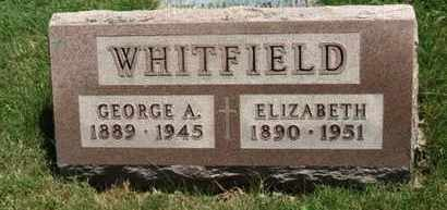 WHITFIELD, GEORGE A. - Medina County, Ohio | GEORGE A. WHITFIELD - Ohio Gravestone Photos
