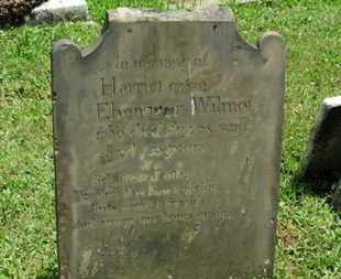WILMOT, HARRIET - Medina County, Ohio | HARRIET WILMOT - Ohio Gravestone Photos