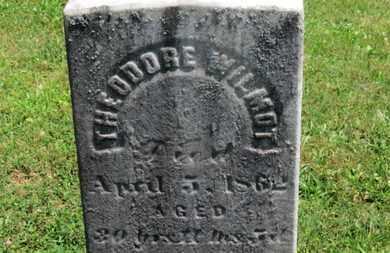 WILMOT, THEODORE - Medina County, Ohio | THEODORE WILMOT - Ohio Gravestone Photos