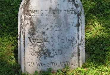 ZACHARIAS, JOHN C. - Medina County, Ohio | JOHN C. ZACHARIAS - Ohio Gravestone Photos