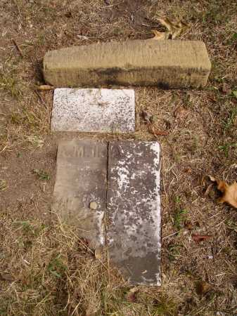 A.M.H., FOOTSTONE - Meigs County, Ohio | FOOTSTONE A.M.H. - Ohio Gravestone Photos